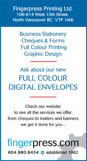 Ads Fingerpress Printing Ltd