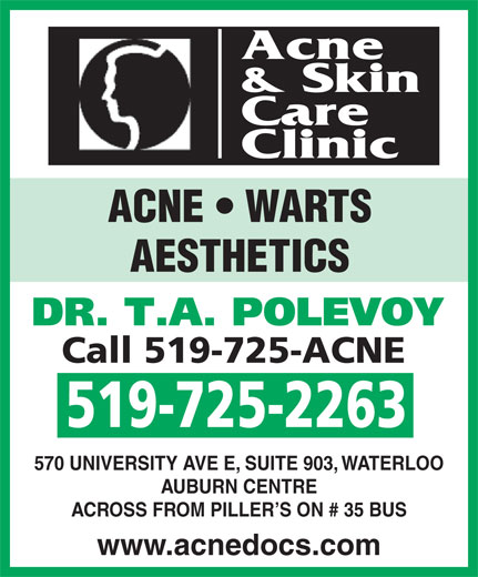 Ads Acne & Skin Care Clinic