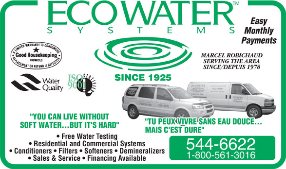 Ads Ecowater Systems