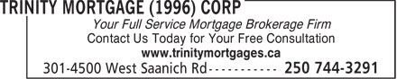 Ads Trinity Mortgage (1996) Corp