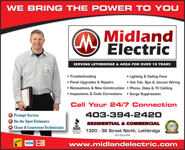 Ads Midland Electric Alberta Ltd