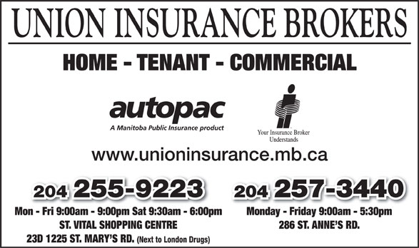 Ads Union Insurance Brokers Ltd