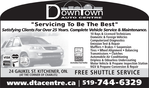 Ads Downtown Auto Centre