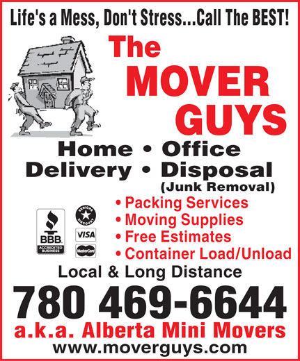 Ads The Mover Guys