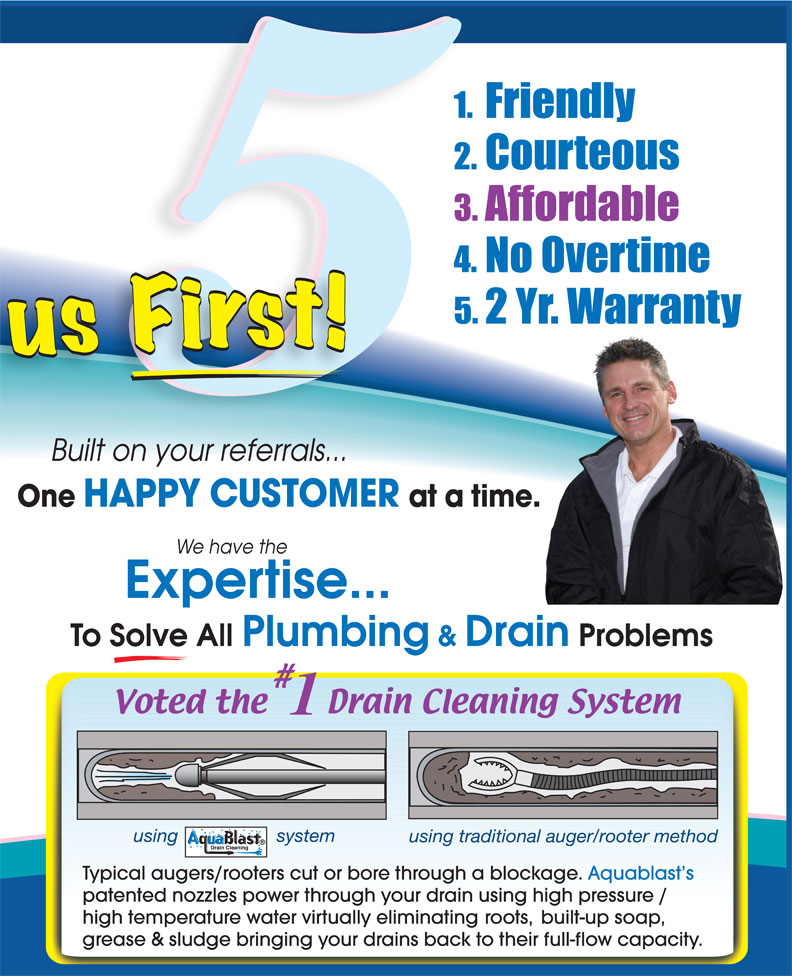 Ads Plumbing Company The