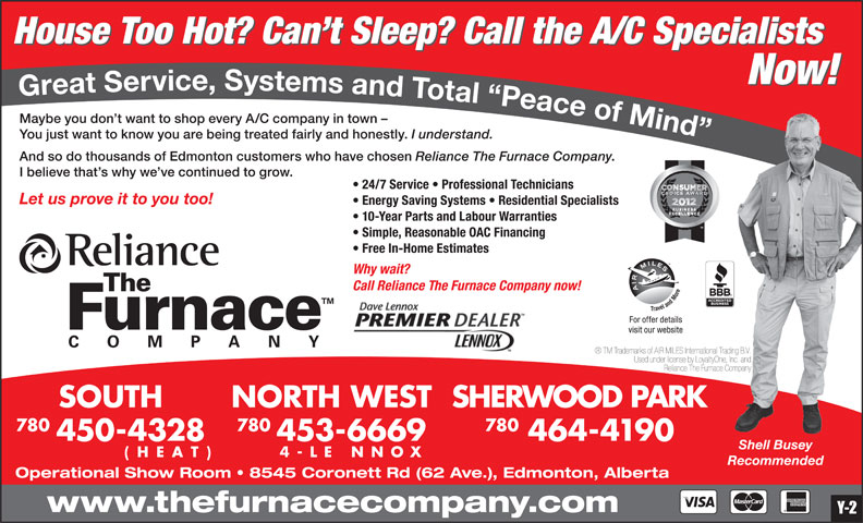 Ads The Furnace Co