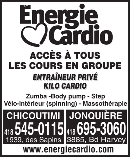 Ads Energie Cardio