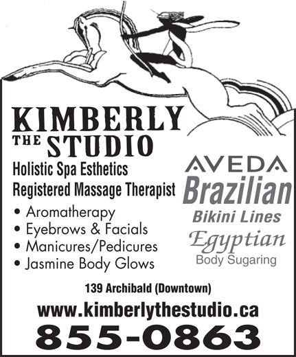 Ads Kimberly The Studio