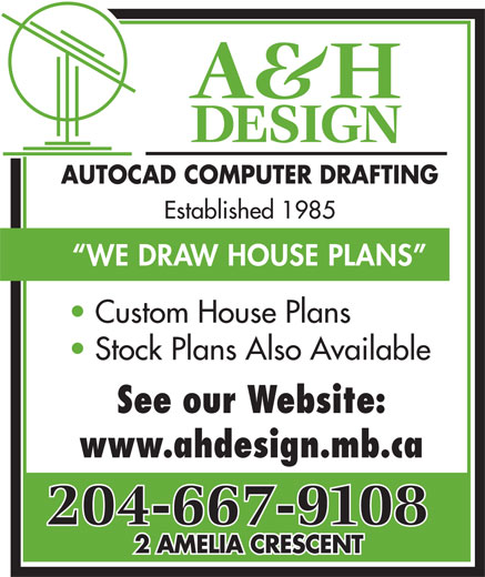 Ads A&H Design