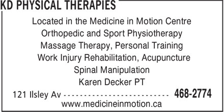 Ads KD Physical Therapies