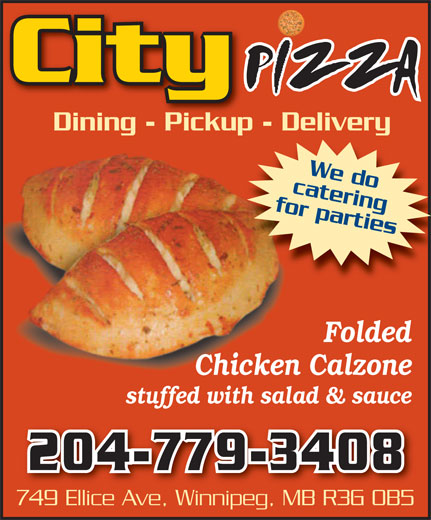 Ads City Pizza