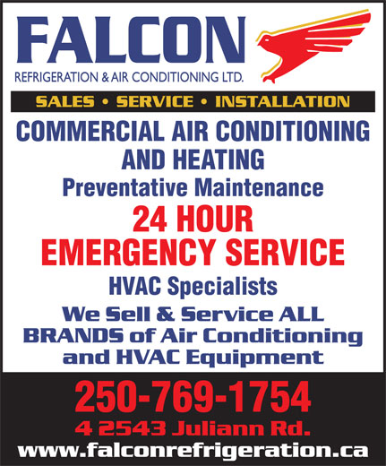 Ads Falcon Refrigeration