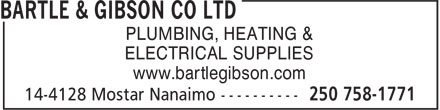 Ads Bartle & Gibson Co Ltd