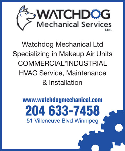 Ads Watchdog Mechanical Ltd