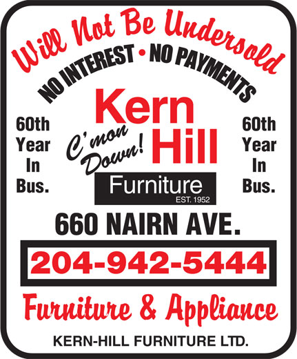 Ads Kern-Hill Furniture Ltd