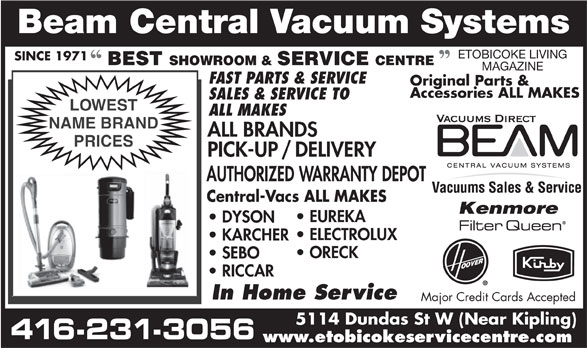 Ads Central Vacuum Systems