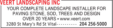 Ads Veert Landscaping Inc
