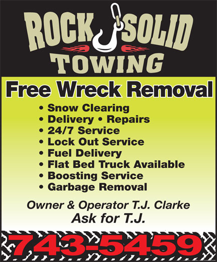 Ads Rock Solid Towing