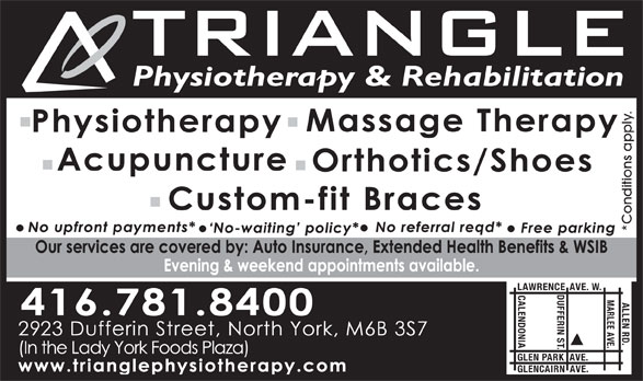 Ads Triangle Physiotherapy & Rehabilitation