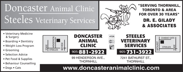 Ads Doncaster Animal Clinic