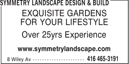 Ads Symmetry Landscape Design & Build