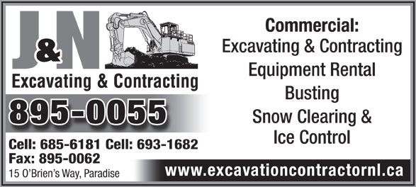 Ads J & N Excavating & Contracting