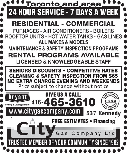 Ads City Gas Company Ltd