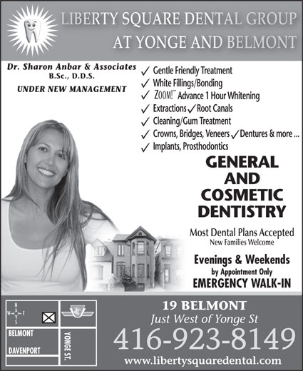 Ads Liberty Square Dental Group