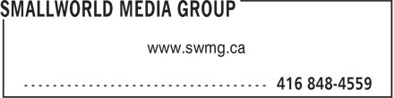 Ads Smallworld Media Group