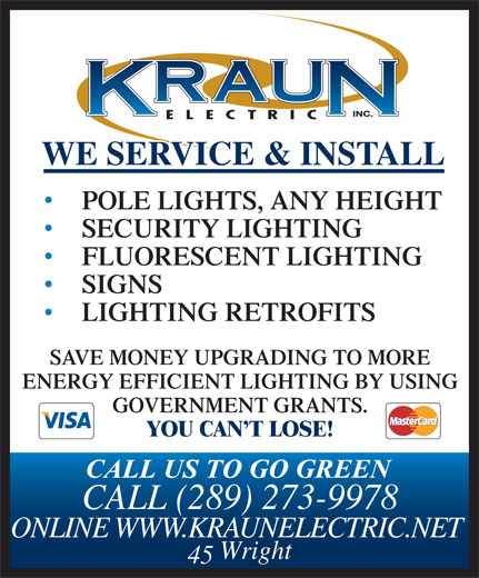 Ads Kraun Electric Inc