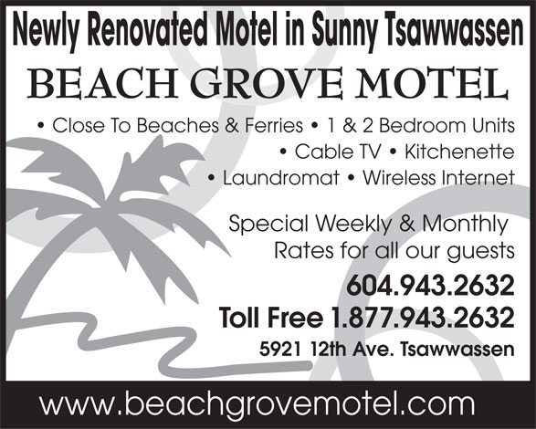 Ads Beach Grove Motel