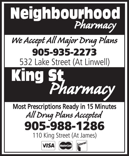 Ads Neighbourhood Pharmacy