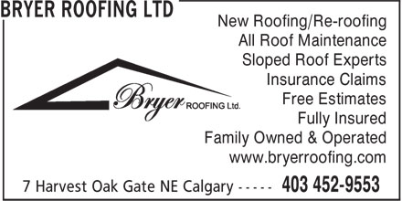 Ads Bryer Roofing Ltd