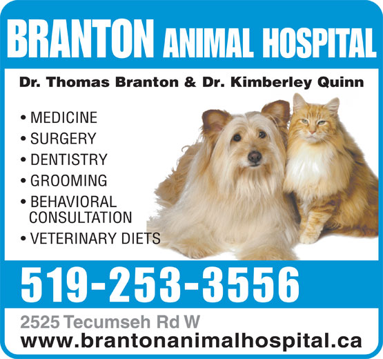 Ads Branton Animal Hospital