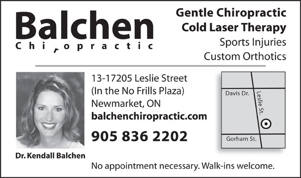 Ads Balchen Chiropractic Clinic