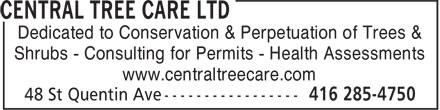Ads Central Tree Care Ltd