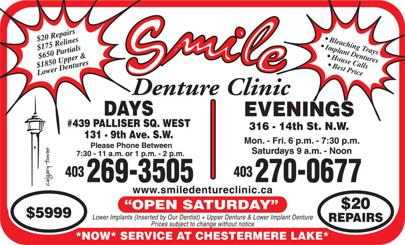 Ads Smile Denture Clinic