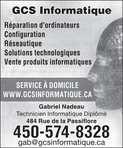 Ads GCS Informatique