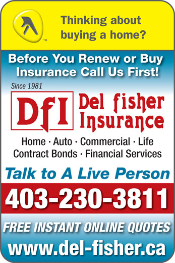 Ads Del Fisher Insurance Inc