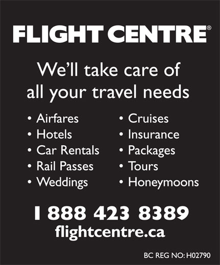 Ads Flight Centre