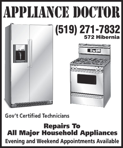 Ads Appliance Doctor