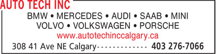 Ads Auto Tech Inc