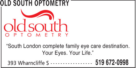 Ads Old South Optometry