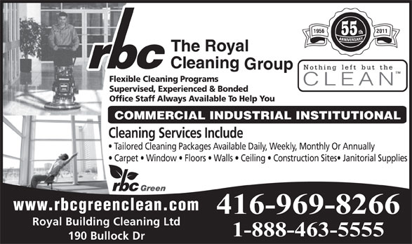 Ads Royal Building Cleaning Ltd
