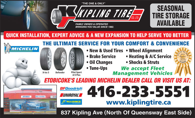 Ads Kipling Tire Co Ltd