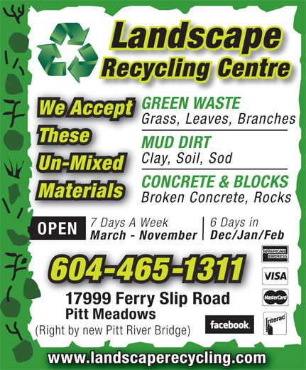 Ads Landscape Recycling Center