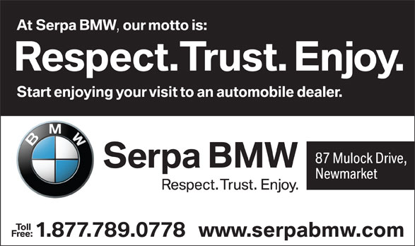Ads Serpa BMW (formerly Open Road BMW)