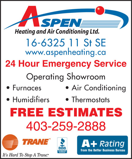 Ads Aspen Heating &amp; Air Conditioning
