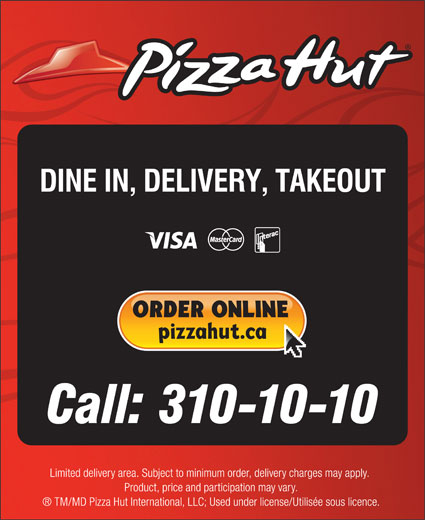 Ads Pizza Hut