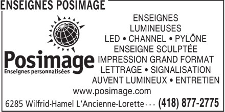 Ads Posimage Inc